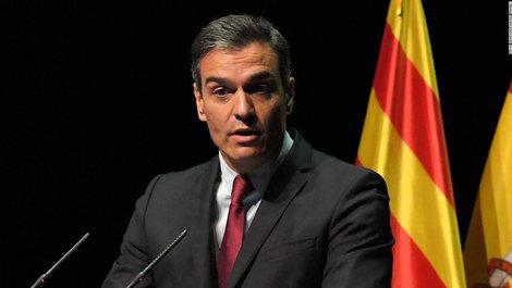 Spanja konfirmon faljen e separatistëve katalanas