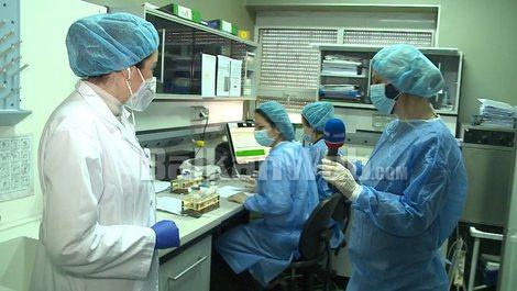 Ekskluzive/ News24 brenda laboratorit të virologjisë, flet Iris