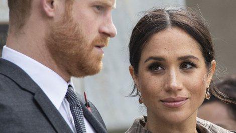 Meghan dhe Harry reagojnë pas vdekjes së Princit Philiph