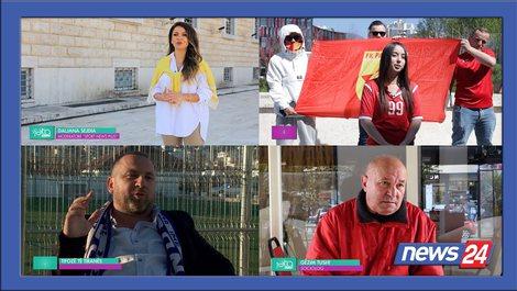 Tirana vs Partizani, tifozeria, pasioni që na nxjerr nga kontrolli