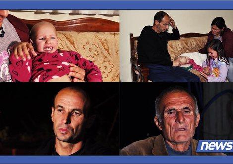 VIDEO/ Tre-vjeçarja me trupin e mbërthyer nga tumori, historia e