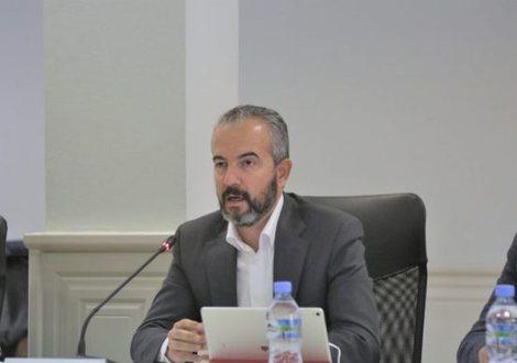 Dorëzimi i listave të kandidatëve për deputet/ Celibashi