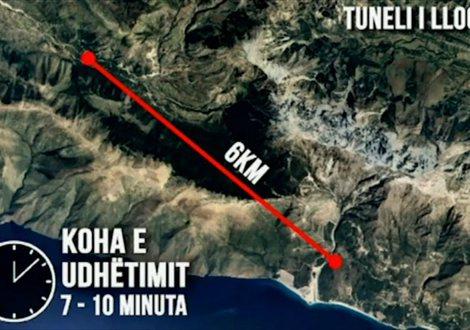 LAJMI FLASH/ Rihapet gara për ndërtimin e tunelit të