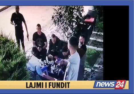 Ekskluzive/ Momenti i vrasjes së 27-vjeçarit në Tiranë,