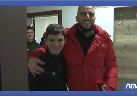 VIDEO/ Në Prizren ndodh mrekullia! Familja Jahja ishte në mes të