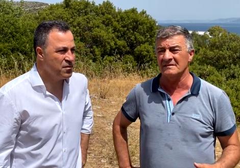 Ministri i Mbrojtjes, Peleshi flet për zjarret në vend: Situata