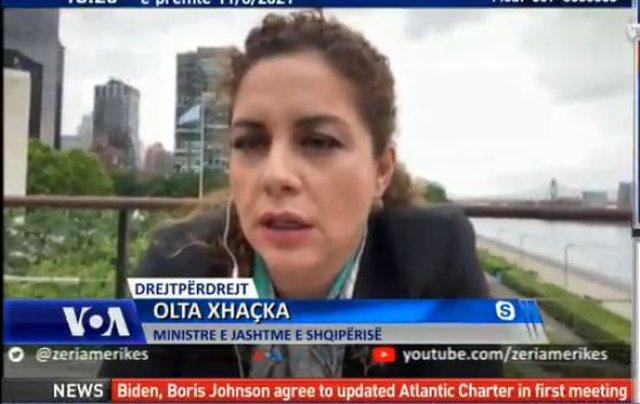 Shqipëria anëtare e Përkohshme e KS të OKB, Xhaçka:
