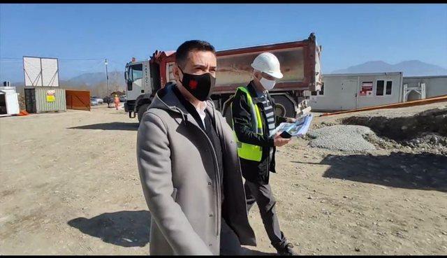 Rindërtimet nga tërmeti në Fushë-Krujë, Ahmetaj: