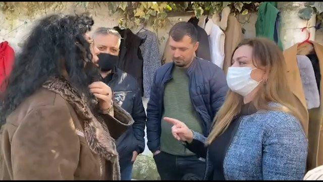 Albana Vokshi takim me banorët e Bulevardit të Ri: Jetojmë si
