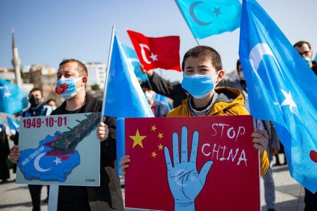 """Raporti i Amnesty International / Kina ka krijuar një """"ferr"""""""