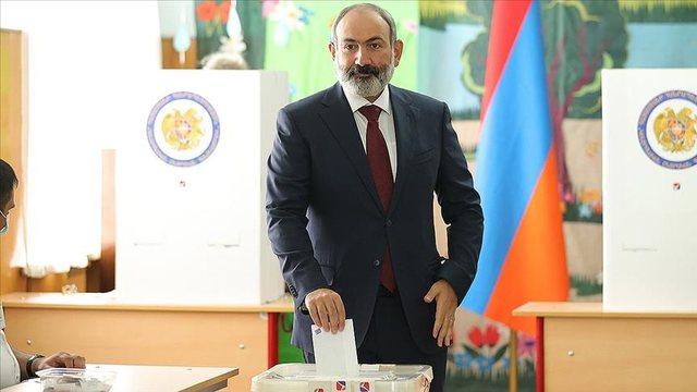 Zgjedhjet në Armeni: Nikoll Pashinyan fiton termin e dytë pas