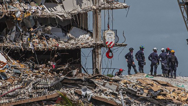 Florida: Mbaron kërkimi në rrënojat e ndërtesës / nuk u