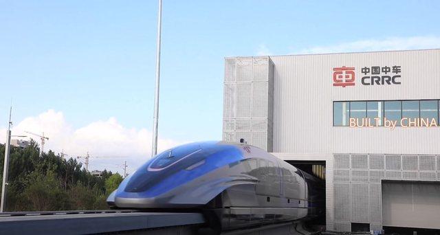 Kina prodhon trenin më të shpejtë në botë, nuk do ta