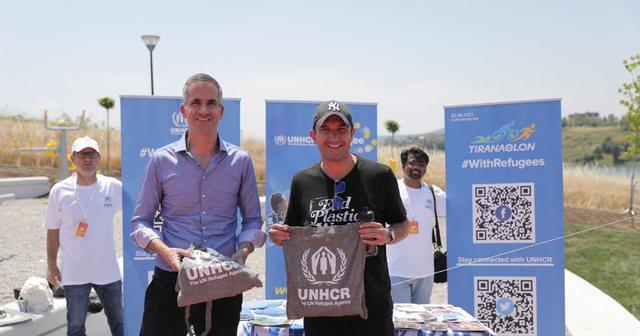 Erion Veliaj shpall fituesit e Tiranathlone: Forcojmë bashkëpunimin