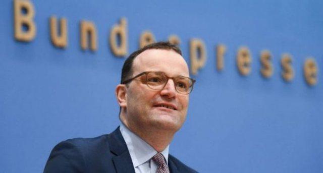 Gjermani, Spahn: Vala e tretë e COVID-19 duket se është