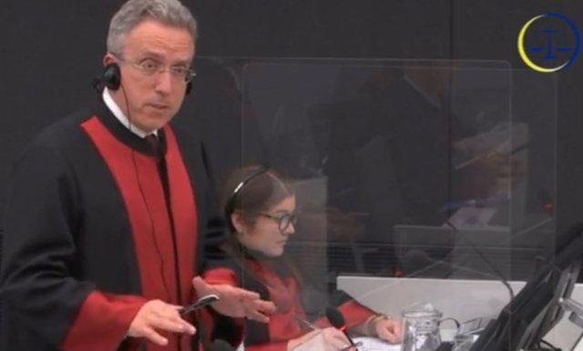 Seanca në Hagë për ish-krerët e UÇK, avokati i
