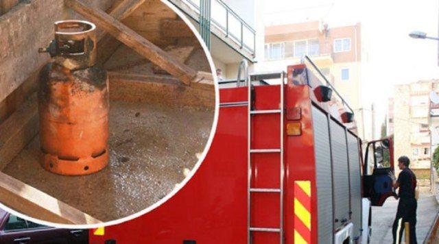 Shpërthen bombola e gazit në një pallat në Lezhë, nuk