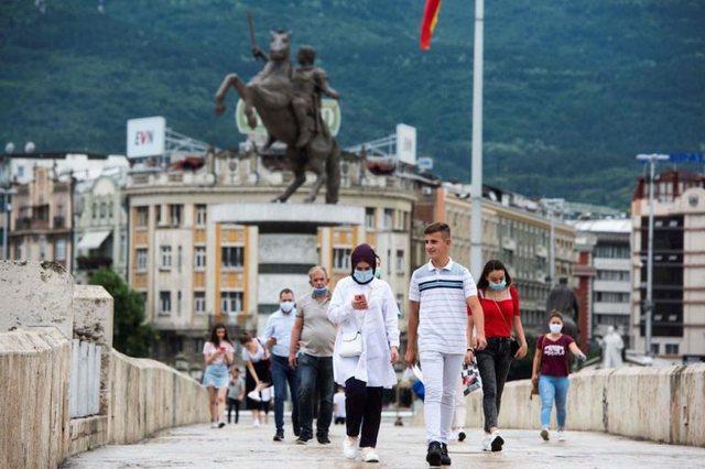 Covid-19 në Maqedoninë e Veriut/ Shënohen 572 raste të reja,
