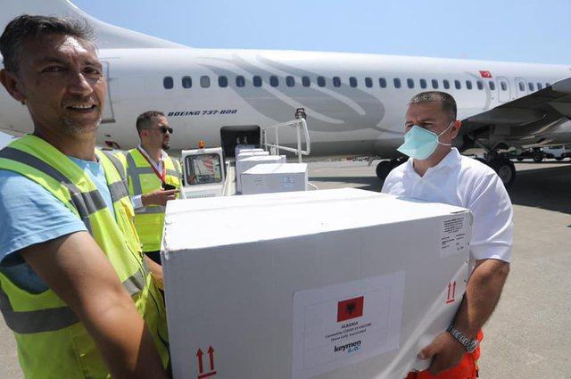 Rama jep lajmin e mirë: Mbërrijnë edhe 50,000 doza të tjera