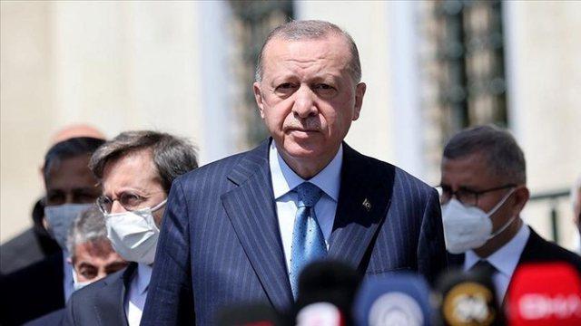 Erdogan: Turqia ka vaksina të mjaftueshme kundër COVID-19