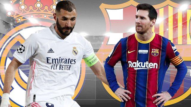 """Ndizet """"El Clasico"""", Real Madrid-Barcelona, një sfidë me"""