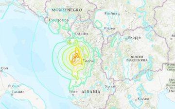 Inxhinieri shqiptar shpjegon pasgoditjet e tërmetit