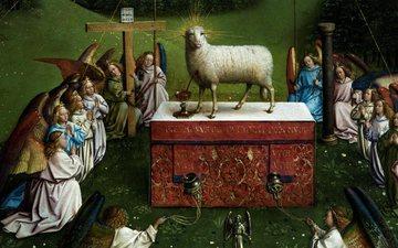 Pse kjo pikturë e shekullit XV frikësoi njerëzit