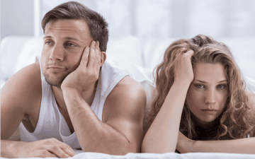 Çifti që hoqi dorë vullnetarisht nga seksi