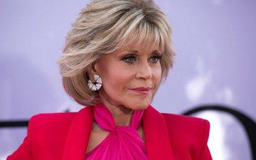 Jane Fonda, 82-vjeç, mahniti Oscar-in & gjithë botën me