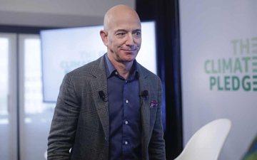 Jeff Bezos do të dhurojë 10 miliardë dollarë për