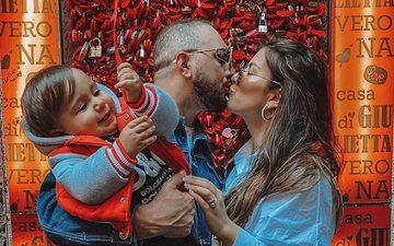 Gjiko dhe Elita ishin me fat: Bebi u rregulloi jetën intime