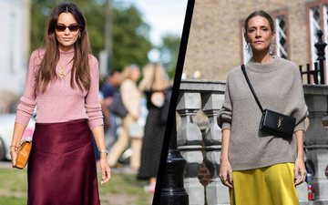 5 super color combinations to look and wear expensive