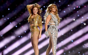 Show at the Super Bowl: More than 1,300 people complained about J.Lo and Shakira