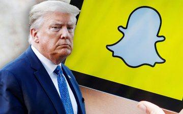 Pse Twitter dhe Snapchat 'bllokuan' llogarinë e presidentit