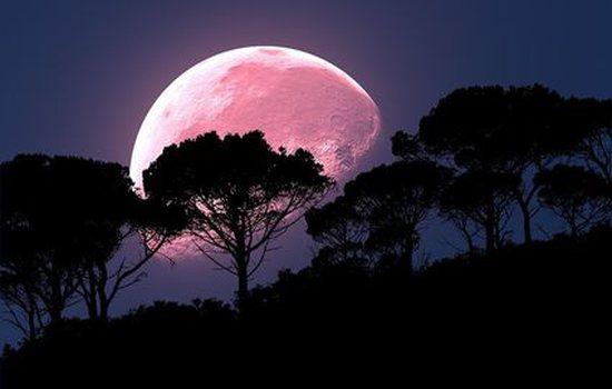 Pamjet spektakolare të Hënës R...