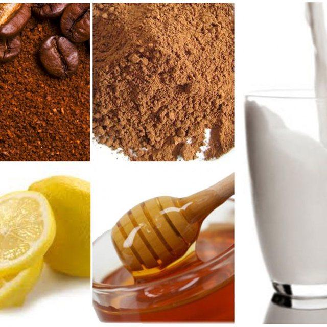 Kafe turke, kos dhe mjaltë: Maska që e bëri fytyrën time si