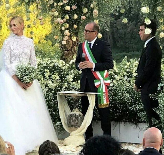 Rezultate imazhesh për Chiara Ferragni dhe reperit italian Fedez.