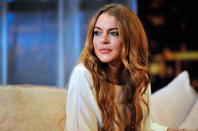 Lindsay lohan snatch