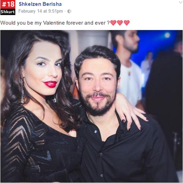 Fejohen sot Armina Mevlani dhe Shkëlzen Berisha