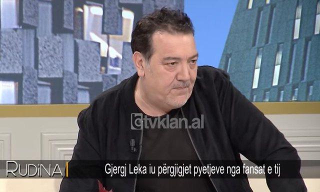 Përpara demokracisë, Gjergj Leka bëri tatuazh një kryq dhe