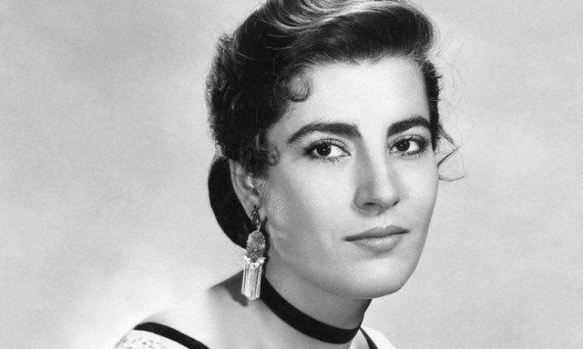 Irene Papas zorba the greek