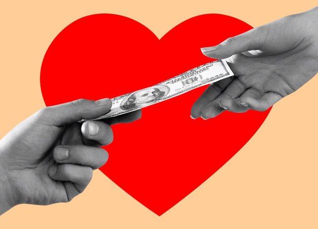 A është mirë t'i kërkosh para borxh partnerit?