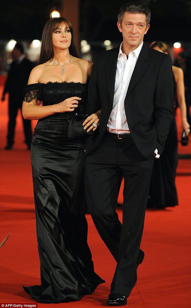 Who is Monica Bellucci's new boyfriend? - Celebrity
