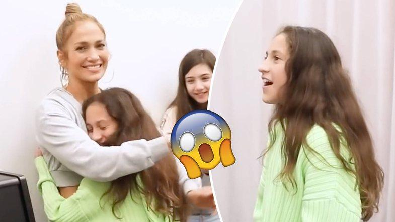 Në gjurmët e të ëmës: Vajza e Jennifer Lopez mahnit me