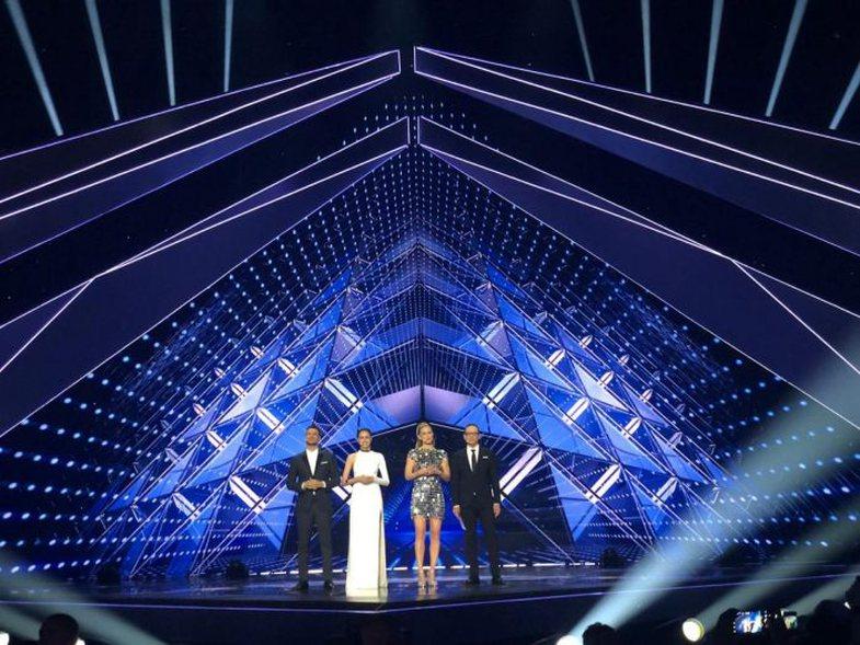 Përfundon nata e parë e Festivalit Evropian të Këngës