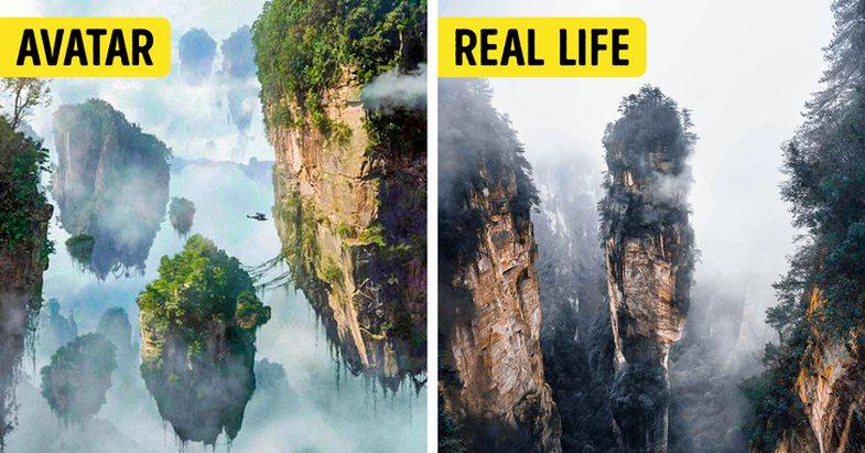 Film vs. Realitet: 15 vende përrallore që frymëzuan skenat e