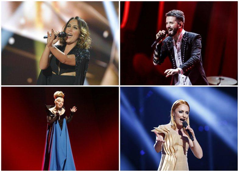 Voto këngën e preferuar në Eurovision