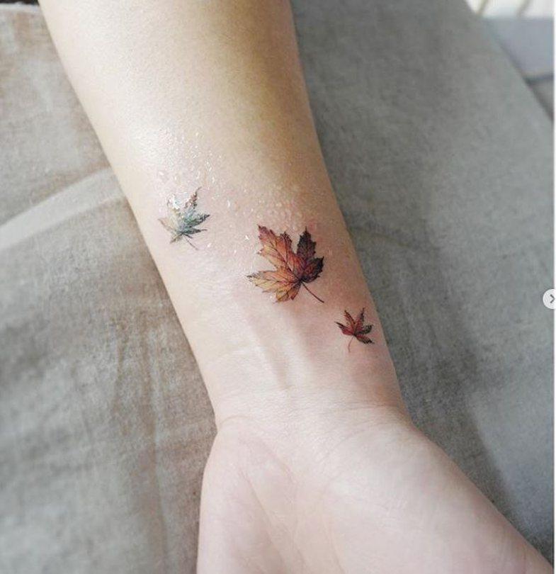 Si thoni për këtë tatuazh në verë?!