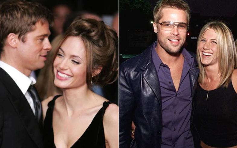 Zbulohet telefonata sekrete: Brad telefonoi Jennifer- in fiks sapo u nda nga