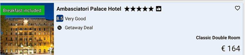 Hotele me 700 euro nata: Ç'thuhet për udhëtimet luksoze